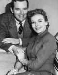 Howard Duff and Ida Lupino