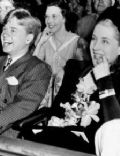 Norma Shearer and Mickey Rooney