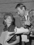 Gary Merrill and Rita Hayworth