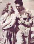 Betty Grable and Victor Mature