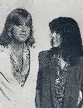 Peter Cetera and Diane Nini