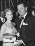 Glenn Ford and Hope Lange