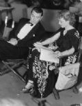Bette Davis and George Brent