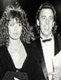 Kelly LeBrock and Victor Drai