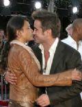 Colin Farrell and Michelle Rodriguez