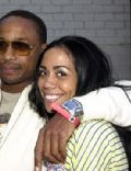 Karl Kani and Dina Williams