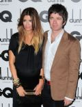 Noel Gallagher and Sara Macdonald
