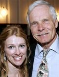 Ted Turner and Elizabeth Dewberry