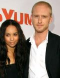 Ben Foster and Zoe Kravitz