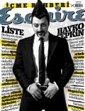 Hayko Cepkin on the cover of Esquire (Turkey) - July 2009