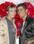 Cristiano Ronaldo and Gemma Atkinson