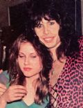 Steven Tyler and Diana Hall
