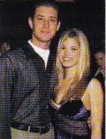 Jensen Ackles and Jessica Simpson