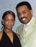 Steve Harvey and Mary lee Shackelford