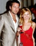 Gerard Butler and Yuliya Mayarchuk