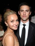 Hayden Panettiere and Milo Ventimiglia