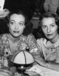 Barbara Stanwyck and Joan Crawford