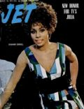 Diahann Carroll on the cover of Jet (United States) - March 1971