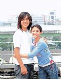 Vic Zhou and Barbie Hsu