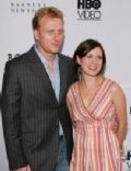 Kevin McKidd and Jane Mckidd
