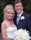 Loni Anderson and Bob Flick