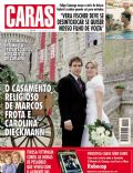 Carolina Dieckmann, Felipe Camargo, Marcos Frota, Vera Fischer on the cover of Caras (Brazil) - September 1997