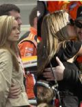 Tony Stewart and Tara Roquemore