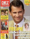 Diez Minutos Magazine [Spain] (23 January 2004)