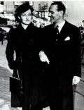 Doris Duke and James h.r. Cromwell