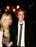 Pierre Casiraghi and Olympia Scarry