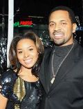 Mike Epps and Michelle Mccain