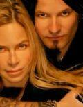 Shagrath and Christina Fulton