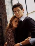 Bethany Galeotti and James Lafferty