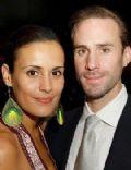 Joseph Fiennes and Maria Dolores diéguez