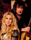 Ritchie Blackmore and Candace Night