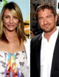 Gerard Butler and Cameron Diaz