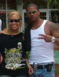 Rasi Baker and Trina (rapper)