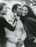Jayne Kennedy and Leon Kennedy