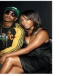 Chingy and Keshia Pulliam