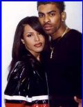 Ginuwine and Aaliyah Haughton