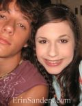 Erin Sanders and Matthew Underwood
