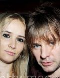 Zak Starkey and Sharna Liguz