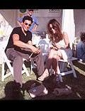 Jennifer Hewitt and Andrew Keegan