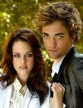 Robert Pattinson and Kristen Stewart