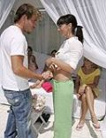 Stephen Dorff and Jennifer Hewitt