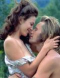 Viggo Mortensen and Diane Lane