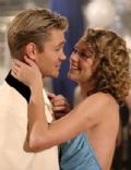 Chad Murray and Hilarie Burton