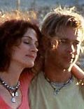 Brad Pitt and Julia Roberts