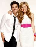 Nathan Kress and Jennette McCurdy