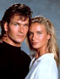 Patrick Swayze and Kelly Lynch